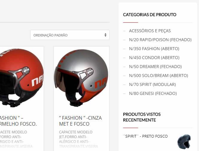 Como adicionar categoria de produtos Site Pré Pago